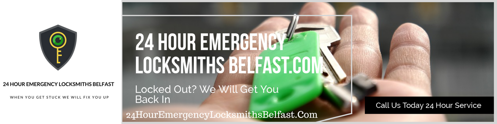 24 Hour Emergency Locksmiths Belfast.Com